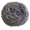 Large stainless steel scourers, 40grams